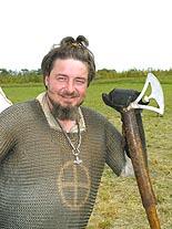 hvad spiser vikinger